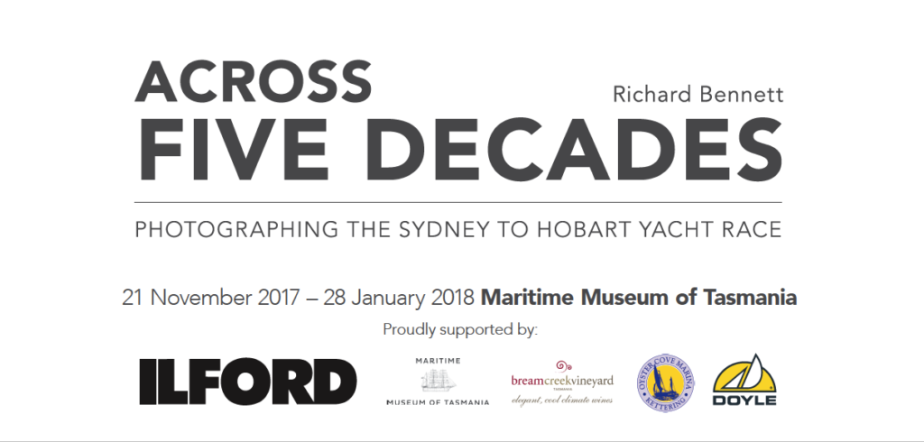 Across Five Decades - Photographing the Sydney to Hobart yacht Race