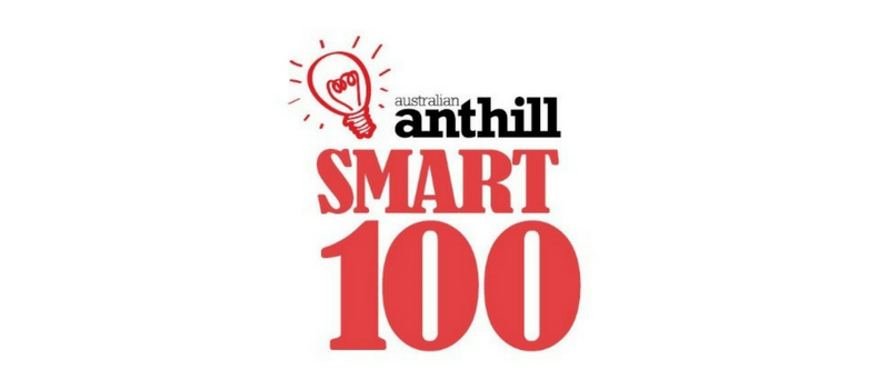 MySail scores a spot in the Anthill Smart 100 innovations of 2017.