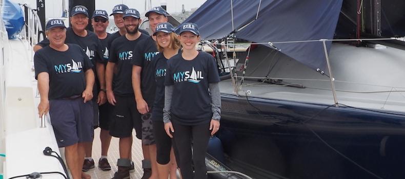 Sydney Harbour Regatta wrap-up with Farr 40 Exile