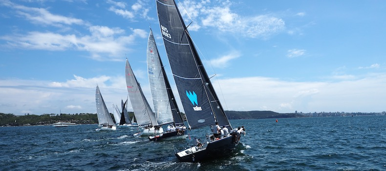 8 different types of yacht racing
