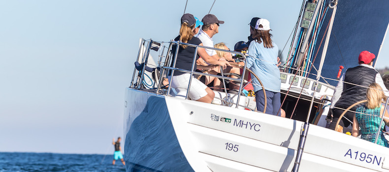 Checklist - Prepare for yacht race day