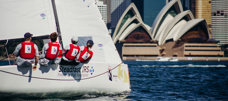 National Sailing League makes its Australian debut