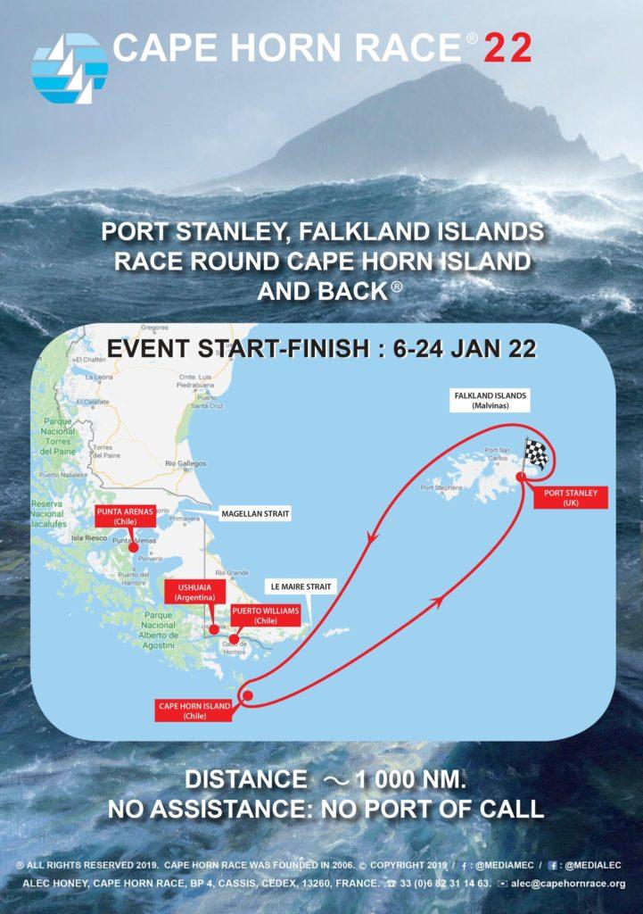 Cape Horn Race 22