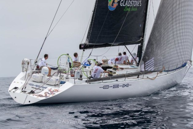 Pyewacket Rescues OEX Crew in Transpac 50