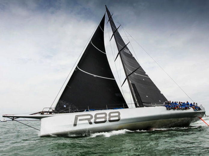 Line honors to Rambler in fast Fastnet