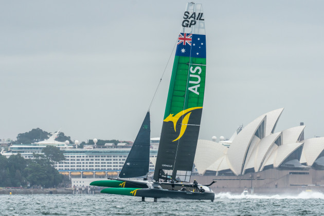 SailGP Season 2 Set to Kick Off in Sydney, February 28-29