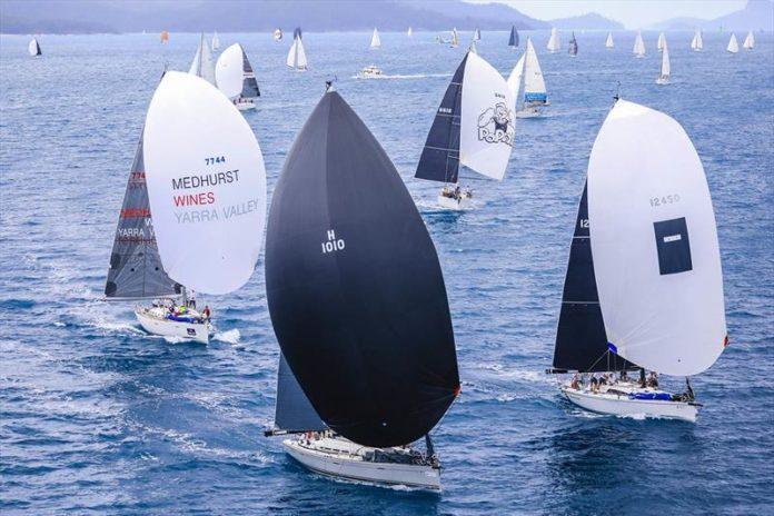 Trade Winds Blow Hamilton Island Race Week Champions Home