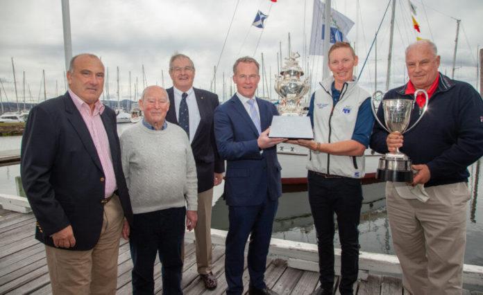 Tasmanians Launch Historic 75th Rolex Sydney Hobart - MySail Sail Racing News 9 October 2019