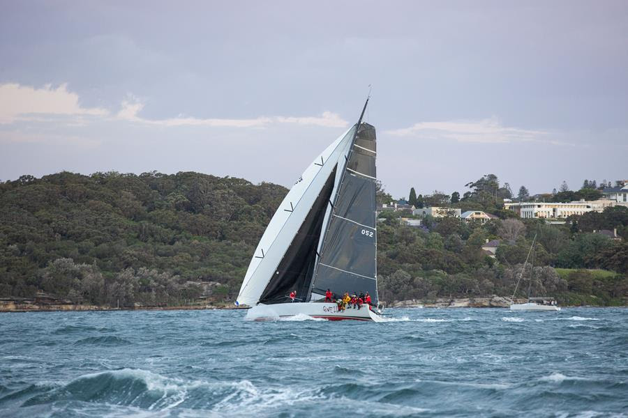 Gweilo takes their first IRC Overall win and look to continue their form for the rest of the season. Credit - CYCA:Hamish Hardy