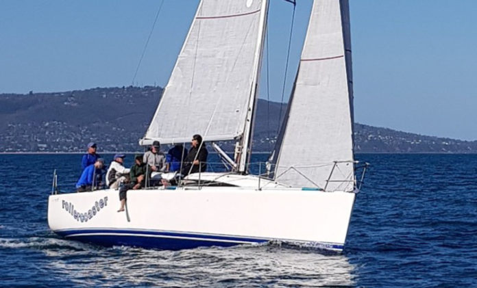 John Taylor's Sydney 32 Rollercoaster will be one of the competitors in the 2019 Lipton Cup