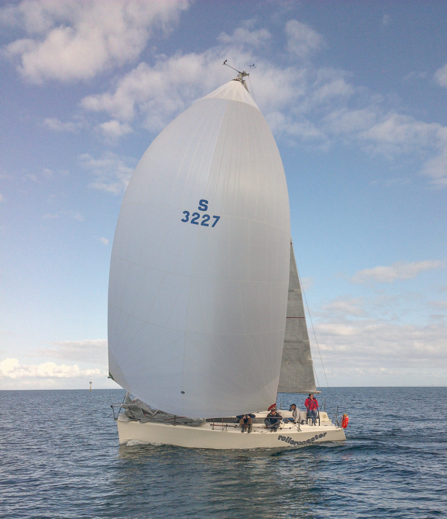 John Taylor's Sydney 32 Rollercoaster will compete in the Lipton Cup
