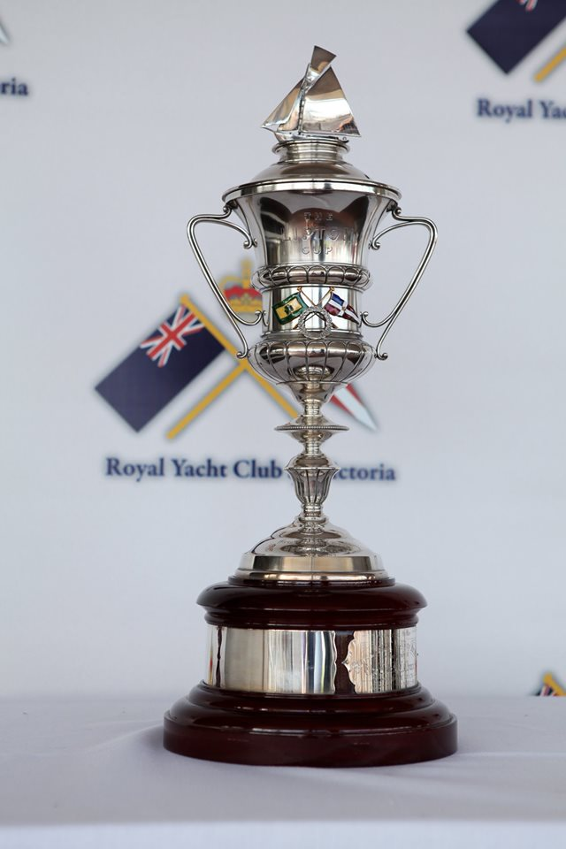 The Lipton Cup is an historic trophy with a rich history