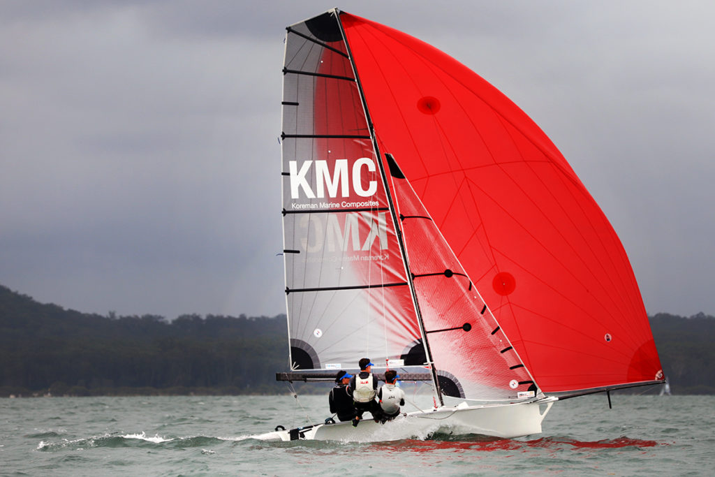 Koreman Marine Composites 4th overall_Mark Rothfield