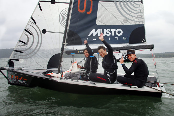 Sutech Musto Racing_Mark Rothfield