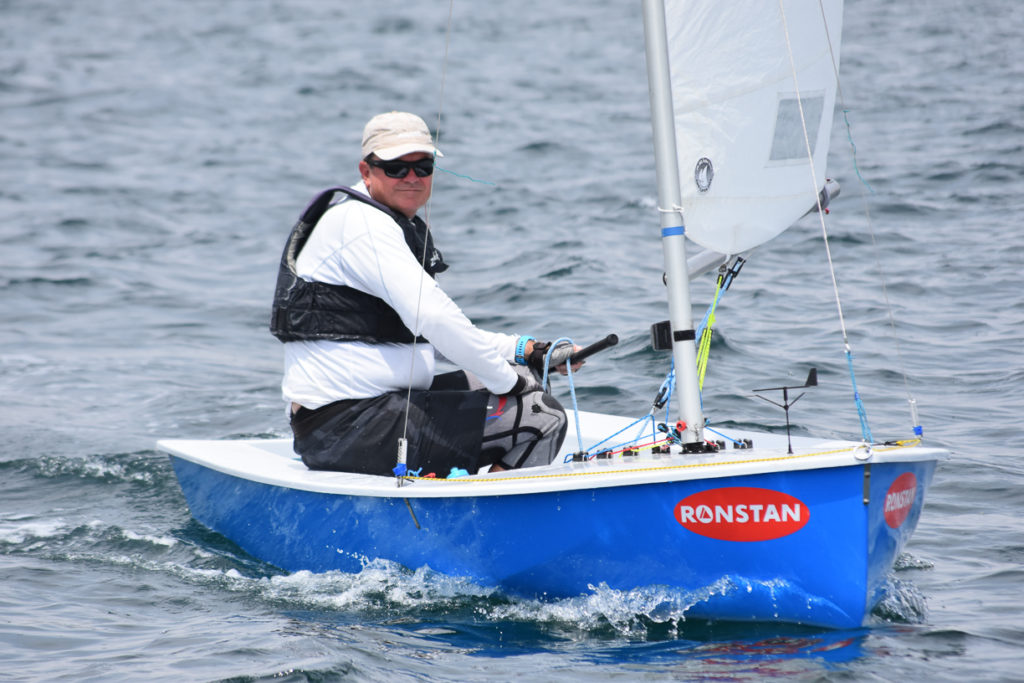 The Wallaroo Sailing Club in South Australia is hosting the 2020 Sabre Nationals