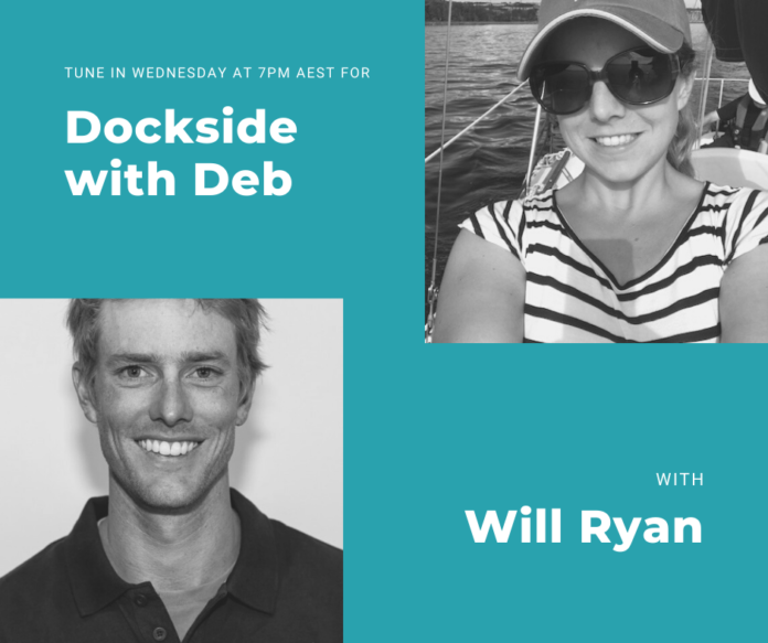 Dockside with Deb - episode 5 featuring Will Ryan