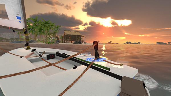 Pancake Sailor - virtual sailing on PC and Mac from MarineVerse