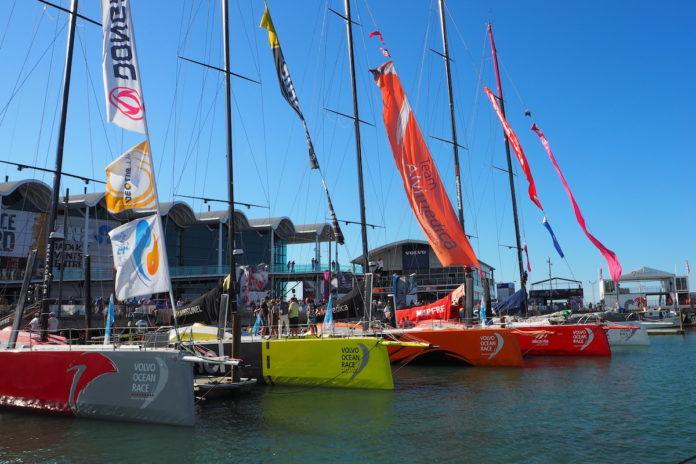 Volvo Ocean Race - Auckland stopover