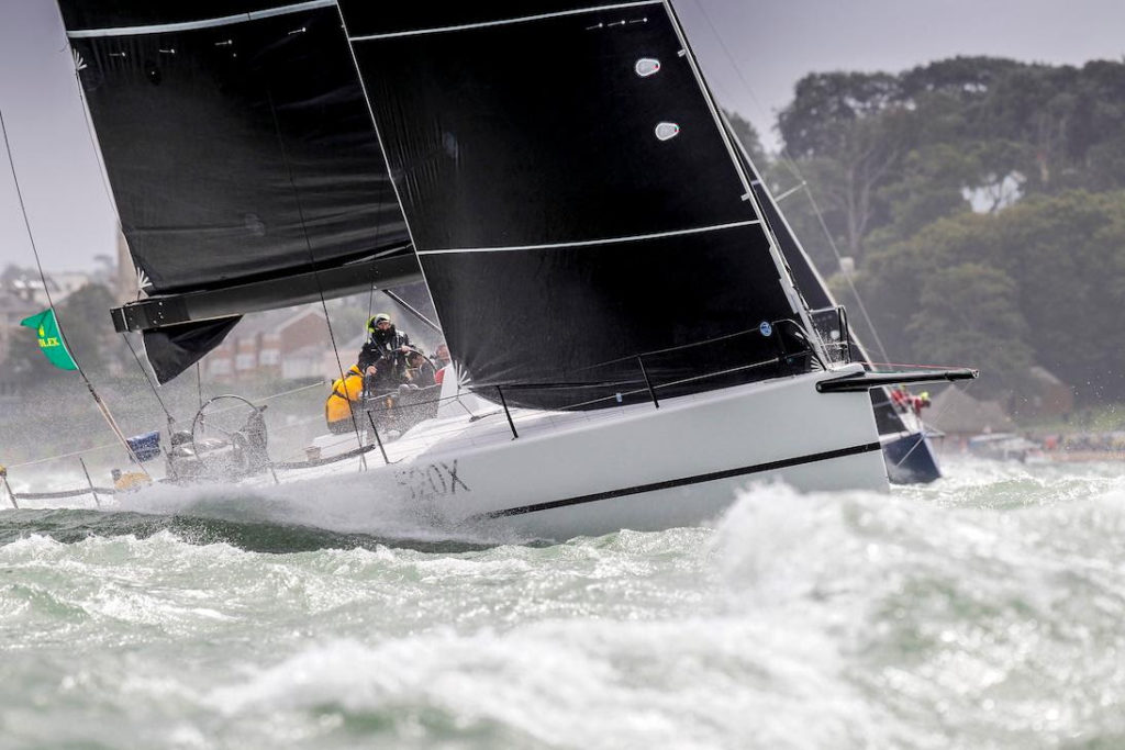 Competing for the RORC Transatlantic Race Trophy, David Collins' Botin IRC 52 Tala - one of several high performance racing boats in the next edition of the RORC Transatlantic Race © Paul Wyeth/pwpictures.com