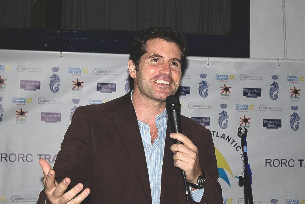A Longtime supporter of the #RORCTransatlanticRace - José Juan Calero, Managing Director for Calero Marinas © James Mitchell/RORC