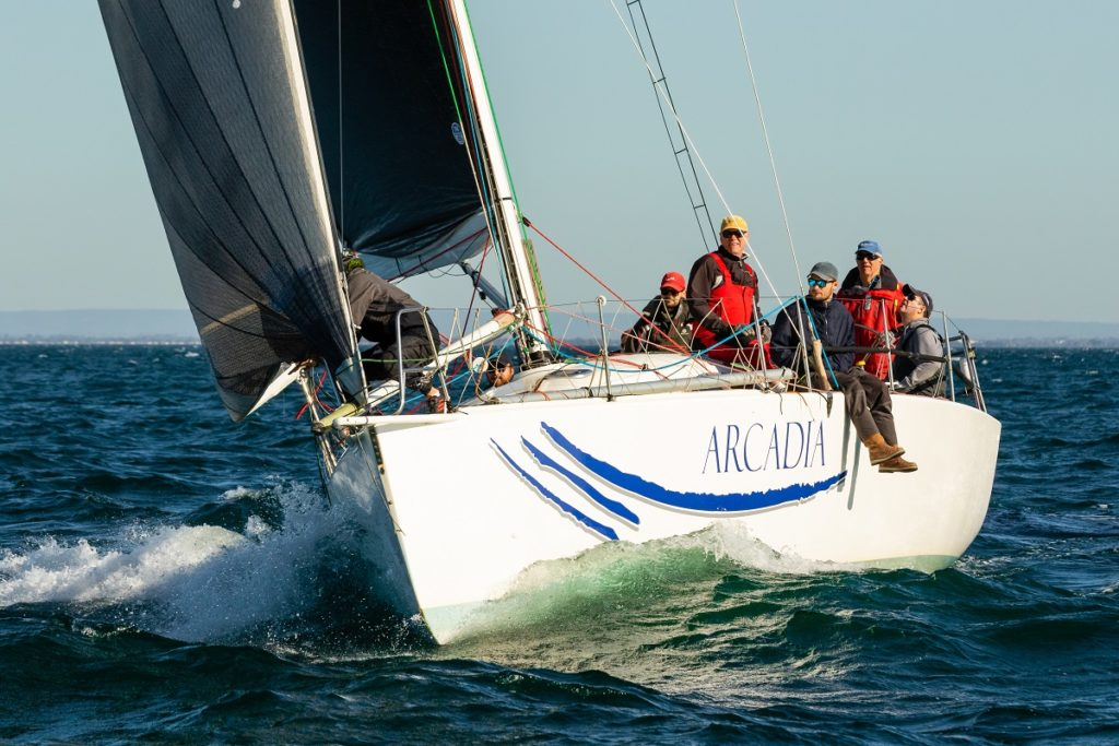 2019 ORCV Winter Series - Race 4 (credits to Dave Hewison for the picture)