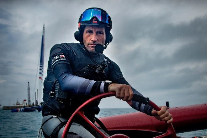 Ben Ainslie's Great Britain SailGP Team becomes the first competing team in the SailGP league to take franchise ownership