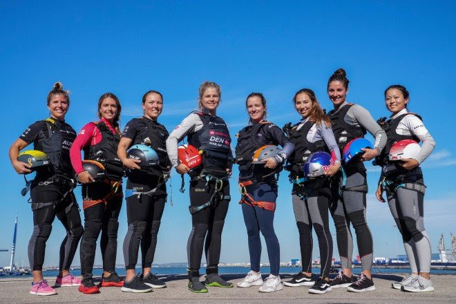 League introduces new six-athlete configuration for upcoming Spain Sail Grand Prix on October 9-10 to accelerate gender equity in its championship | Photo Credits to SailGP Media