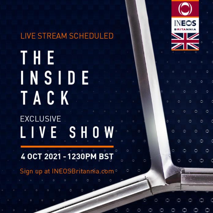 Inside Tack Show LIVE | INEOS Britannia Reveal Photo